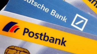 Die Deutsche Bank will die Postbank einverleiben
