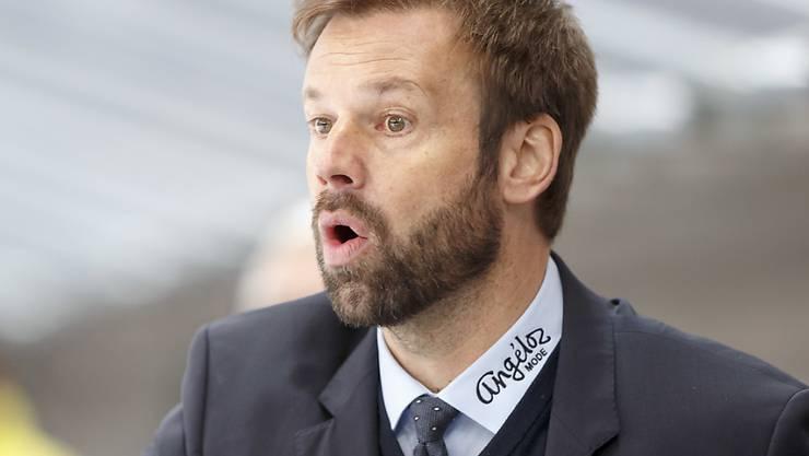Gerd Zenhäusern tritt bei Fribourg-Gottéron ins zweite Glied zurück