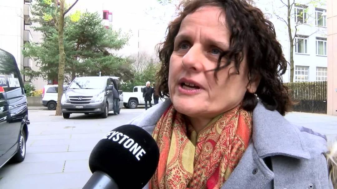 Affäre Mörgeli: Das sagt die Angeklagte Iris Ritzmann