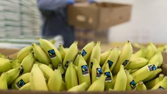 Mehr als jede zweite Banane, die in der Schweiz 2015 verkauft wurde, stammte aus fairem Handel. (Archivbild)