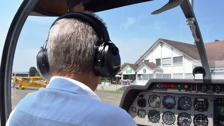 Der Flugplatz Birrfeld ist das bedeutendste Flugsportzentrum im Kanton Aargau und steht finanziell auf gesunden Beinen