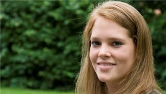Die Schweizer Torhüterin Florence Schelling zeigt auch in Kanada herausragende Leistungen.