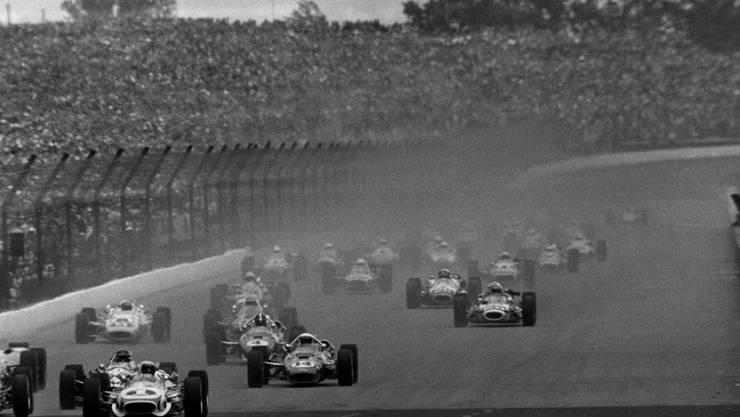 "Start zum 51. ""Indy 500"" am 30. Mai 1967"