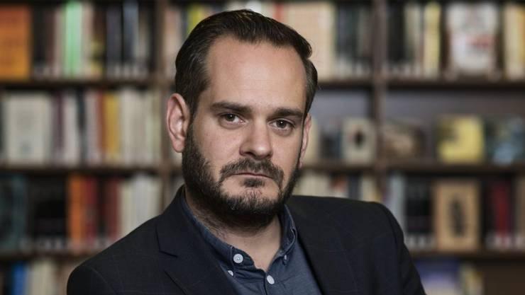 Der Berner Schriftsteller Jonas Lüscher erhält den Hans-Fallada-Preis der Stadt Neumünster (Archiv).