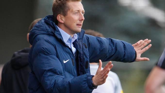 Mit dem FC Wil sehr erfolgreich unterwegs: Trainer Konrad Fünfstück