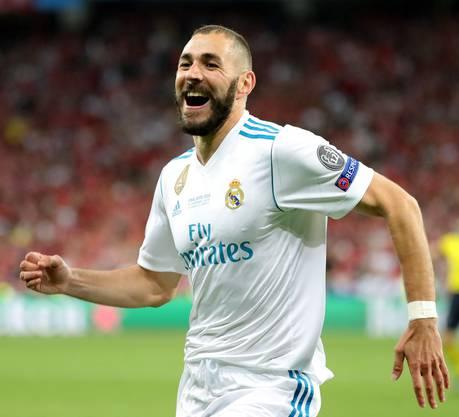 Karim Benzema: Er ist nicht in Frankreichs WM-Kader mit dabei. Bei der offensiven Durchschlagskraft der Franzosen spielt das aber keine Rolle.