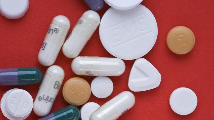 Ihr Export brummt noch: Produkte der Pharmaindustrie legen bei der Ausfuhr im Oktober deutlich zu. (Symbolbild)