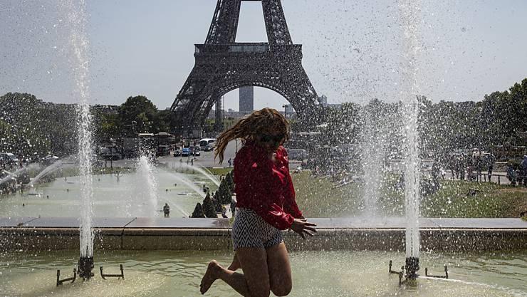Das Konsumklima in Frankreich hat sich erneut aufgehellt. (Archiv)