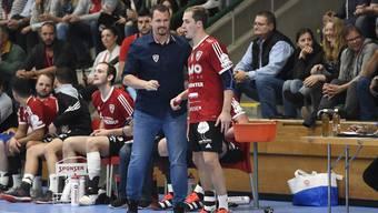 Gibt es für den HSC Suhr Aarau gegen die Kadetten Schaffhausen endlich wieder Punkte?