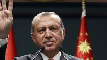 """""""Zeichen des guten Willens"""": Erdogan nimmt seine Klagen wegen Beleidigung zurück. (Archiv)"""