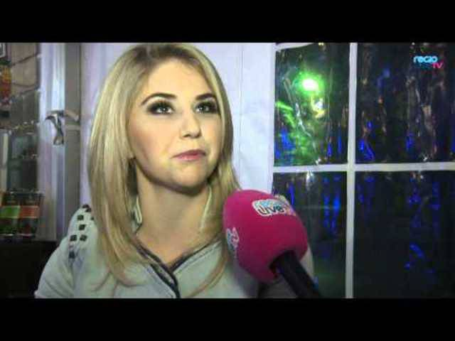 Das war 2014: Beatrice Egli im Interview mit regiolive.TV