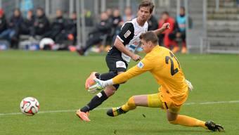 FC Aarau - SC Freiburg