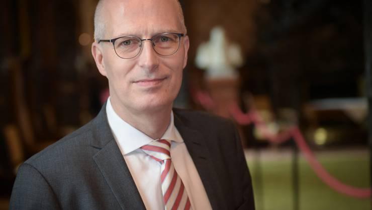 Ist Hamburgs neuer Bürgermeister: Peter Tschentscher von der SPD. (Archiv)