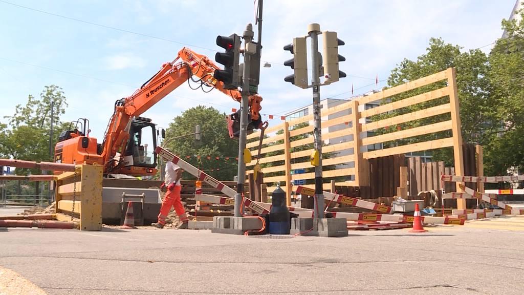 Bern baut: Baustellen in der Stadt Bern verärgern Anwohner