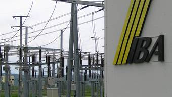 Kölliken könnte von der IBAarau 12 Millionen Franken für das eigene Elektrizitätswerk erhalten. Im Bild: das Werk in Oberentfelden.