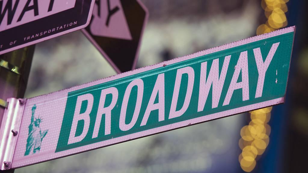 Broadway-Theater in New York machen dicht