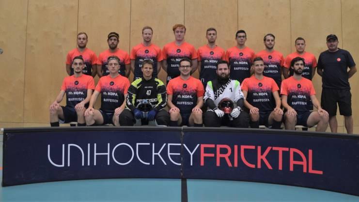 Bei Unihockey Fricktal steht neu der Trainer Marc Delaquis an der Seitenlinie. Delaquis bringt mit seiner Erfahrung Schwung und neue Ideen ins Spiel von Fricktal.