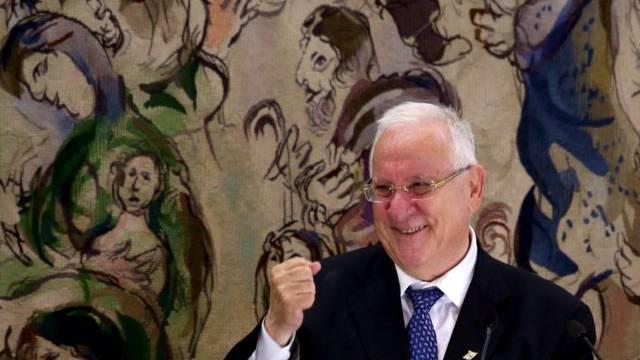 Reuven Rivlin ist neuer Präsident von Israel (Archiv)