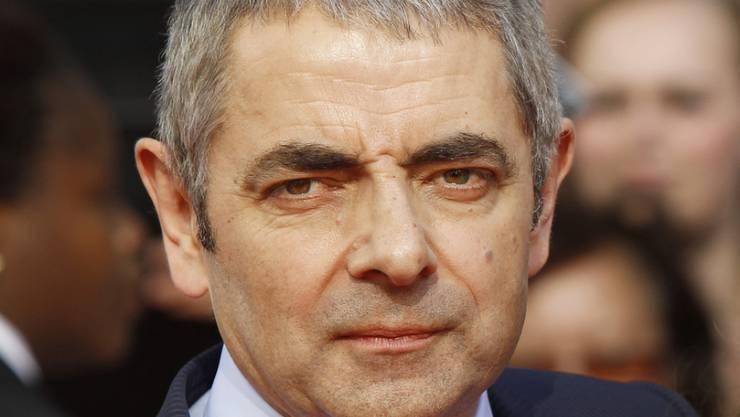 Rowan Atkinson mag die Figur Johnny English, die er nun schon zum dritten Mal spielt, sehr - mit sich selber ist der britische Schauspieler allerdings kritisch. (Archivbild)