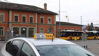Nach 45 Jahren erhält Wohlen ein neues Taxireglement. Natasha Hähni