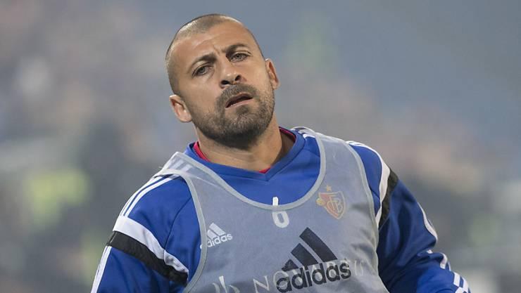 Walter Samuel beendete seine Aktivkarriere beim FC Basel