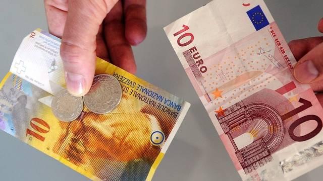 Dem starken Franken zum Trotz: Bei Schweizer KMU herrscht gute Exportstimmung