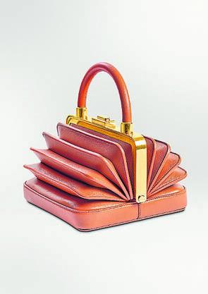 Handtasche aus Leder, von  Gabriela Hearst