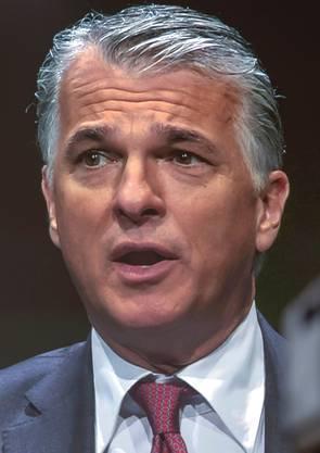 Sergio Ermotti ist seit Herbst 2001 der Chef der Grossbank UBS.