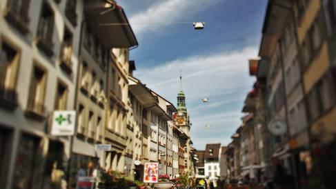 Pro Lenzburg will «die Besonderheiten von Lenzburg» fördern.