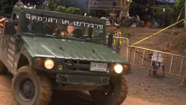 Durchbruch in Asylstreit – Höhlen-Drama in Thailand – WM-Orakel