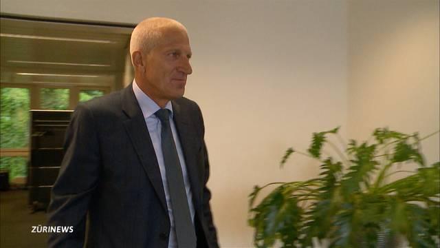 Ex-Raiffeisen-Chef Pierin Vincenz aus U-Haft entlassen