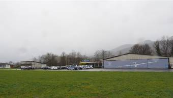 Das Gebiet Flugplatzhangare-Securitas-Schäferhundeclub steht als Altlasten-Verdachtsfläche im Fokus.