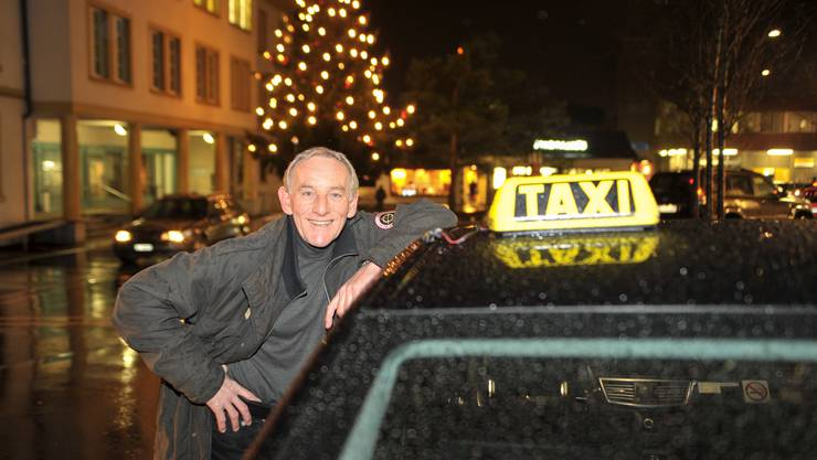 Jürg Messerli kommt bei seinem Dienst an Heiligabend auch ins Grübeln.