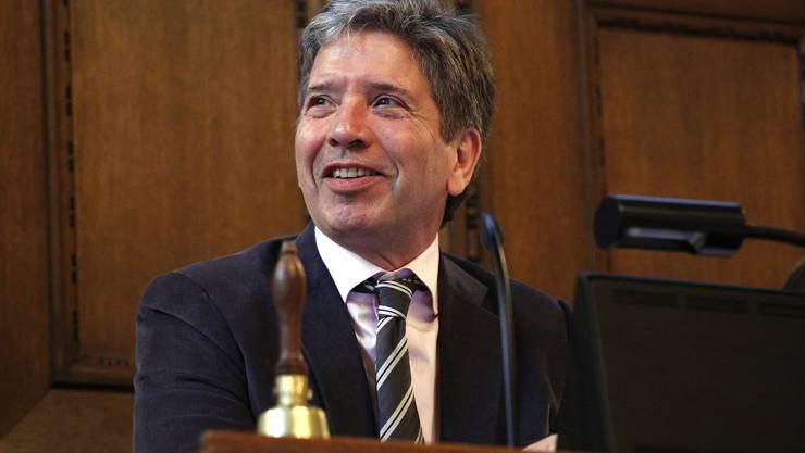 Daniel Goepfert war ein Jahr «höchster Basler».