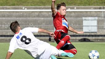 Der FC Baden will seine Siegesserie gegen die Black Stars aus Basel fortsetzen.