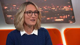 Susanne Hochuli zu Gast in der Sendung TalkTäglich – die wichtigsten Momente im Zusammenschnitt.
