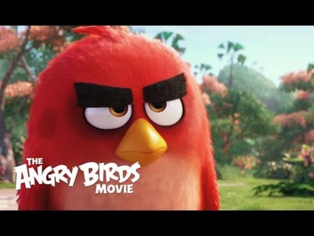 """The Angry Birds "" Trailer"