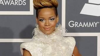 Rihanna möchte einen Freund (Archiv)