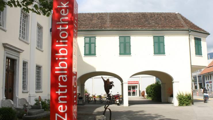 Die Zentralbibliothek Solothurn (Archiv)