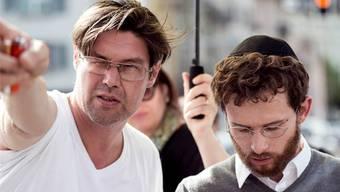 Regisseur Michael Steiner sorgt mit «Wolkenbruch» für volle Kinosäle. Aliocha Merker