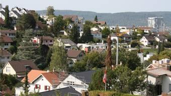 Die Wohngebiete am Südrand von Pratteln sind derzeit gar nicht mit dem öffentlichen Verkehr erschlossen.