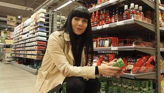 Pasta, Chips und Quorn: Vegan einkaufen mit Katy Winter