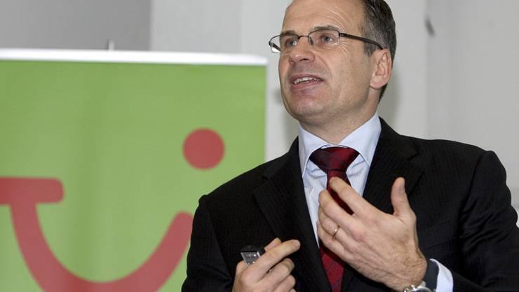 Martin Wittwer zieht sich nach über 20 Jahren von der Tui-Suisse-Spitze zurück. (Archiv)