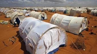 Das Flüchtlingslager Dadaab darf laut dem Obersten Gericht Kenias nicht geschlossen werden. (Archiv)