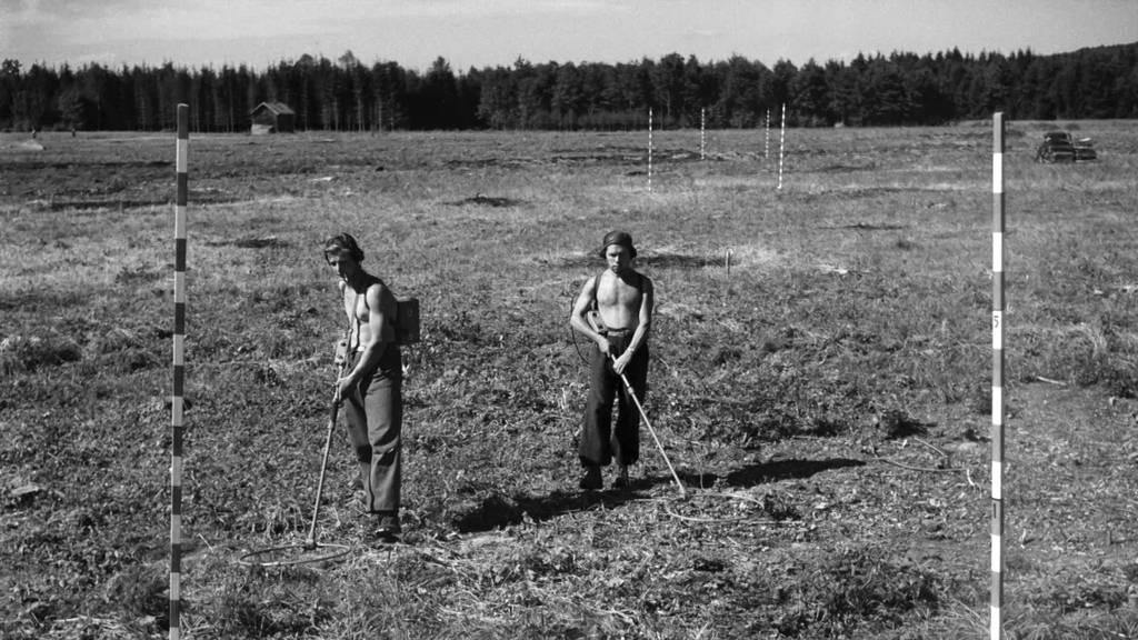 Vor 75 Jahren: Baubeginn am Flughafen Zürich-Kloten