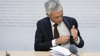 Ausser Spesen wohl nichts gewesen im «Sommermärchen»: Bundesanwalt Michael Lauber