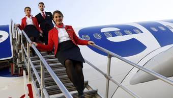 Nordpolflug von Edelweiss soll Passagiere über Klimawandel aufklären.