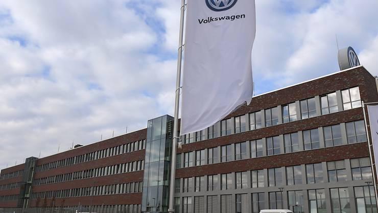 Der Volkswagen-Konzern kann für das Jahr 2018 einen neuen Absatzrekord vermelden. (Archivbild)