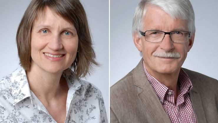 Esther Widmer wird neue Schulleiterin in der Telli – Acht Jahre war Andreas Lüscher Schulleiter, in zwei Jahren wird er pensioniert.