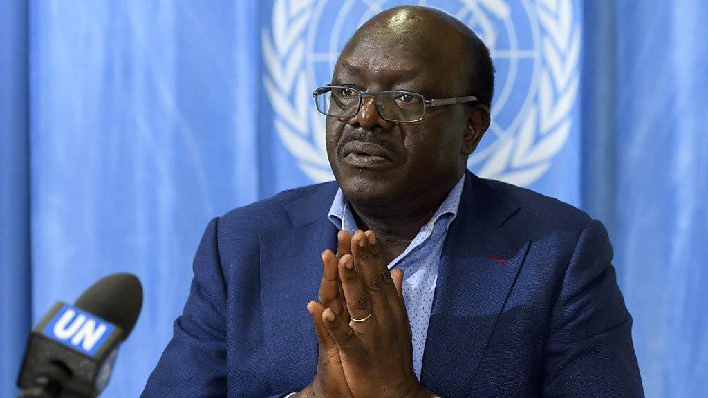 UNCTAD-Direktor Mukhisa Kituyi fordert eine Wirtschaftsordnung, in der die Staaten gemeinsam für mehr Gerechtigkeit sorgen. (Archiv)